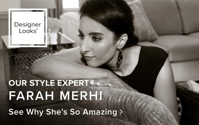 Meet Farah funiture designer