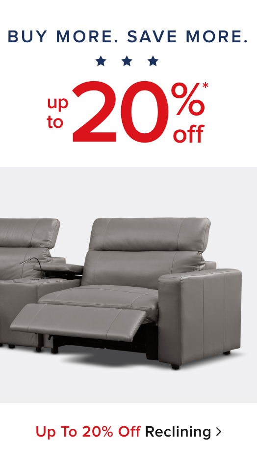 Shop All Reclining
