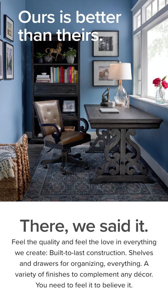 Designer furniture without the designer prices.