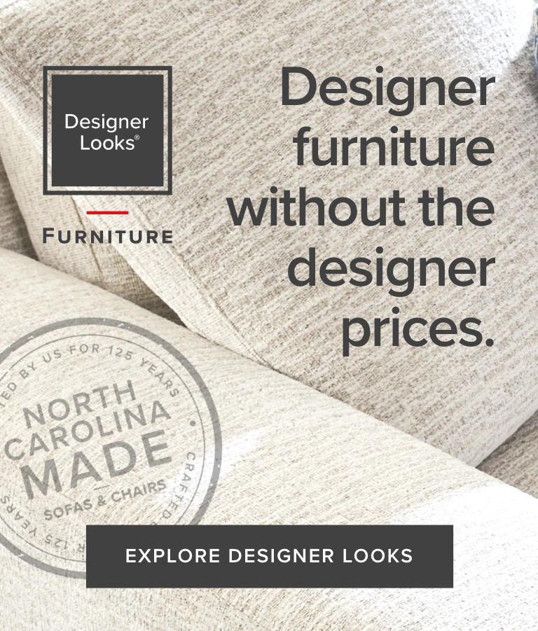 Designer furniture without the designer prices.