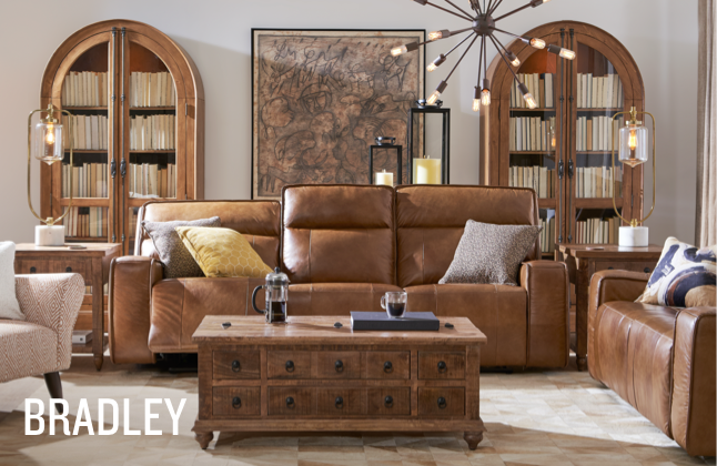 Shop the Bradley Collection