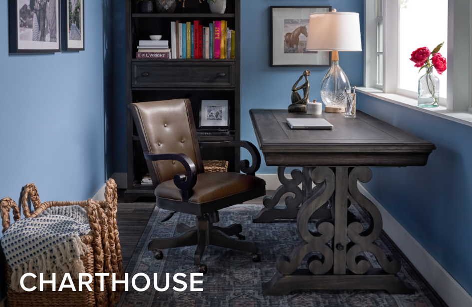 Shop the Farah Charthouse Office. Collection