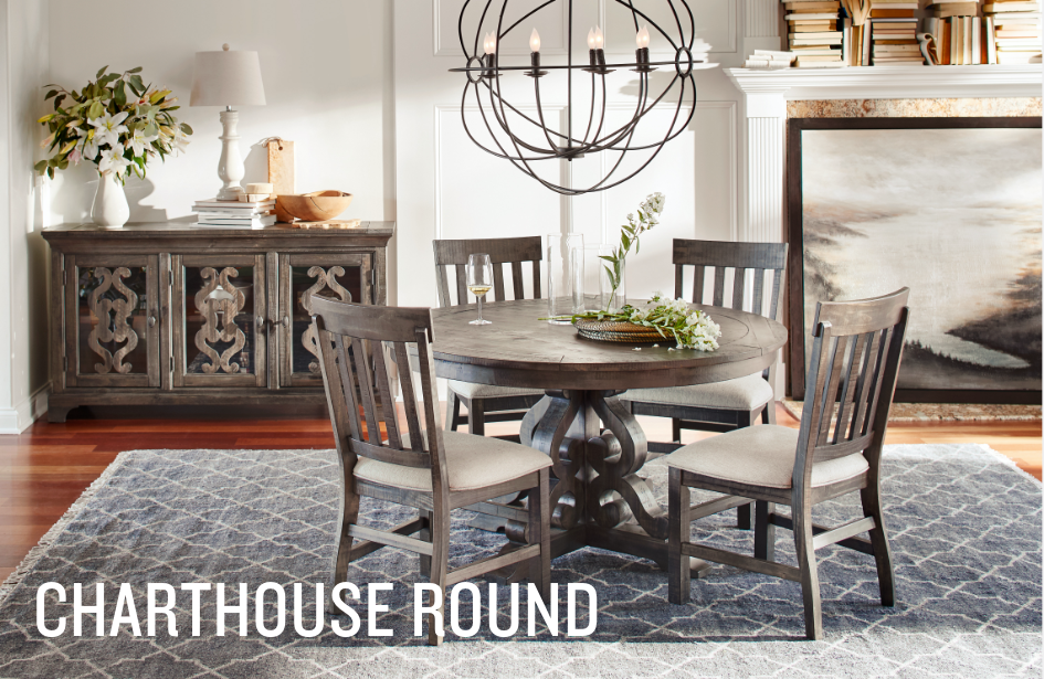 Shop the Charthouse Round Collection