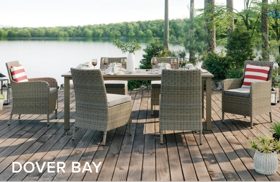 Shop the Dover Bay Collection