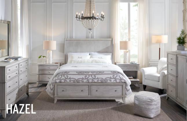Shop the Look: Explore the Hazel Bedroom Collection