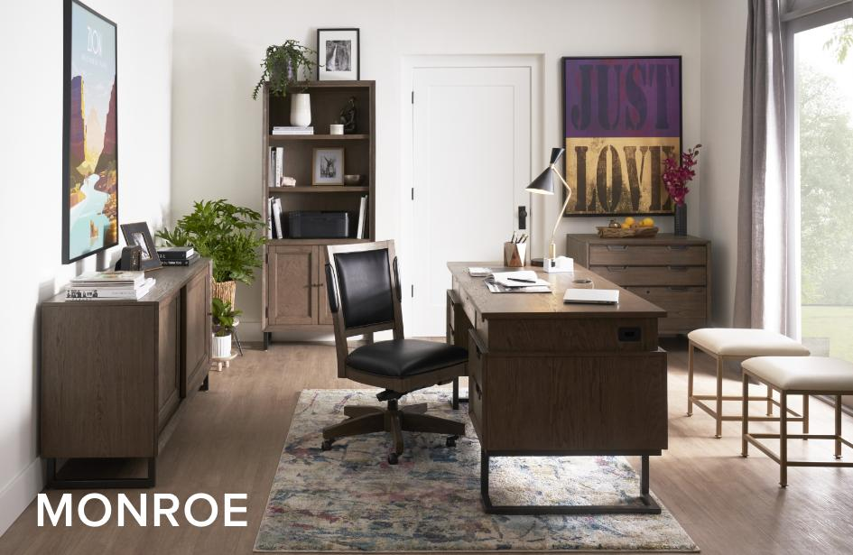 Shop the Monroe Collection