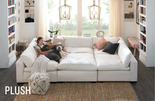 Shop the Look: Explore the Plush Living Room Collection
