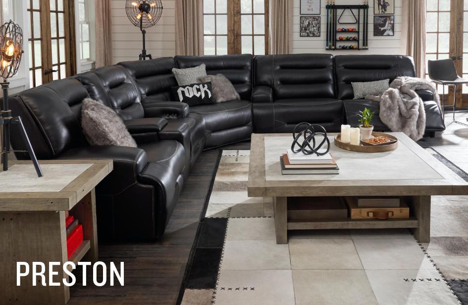 Shop the Preston Collection