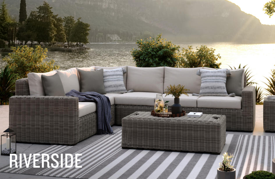 Shop the Riverside Outdoor Collection