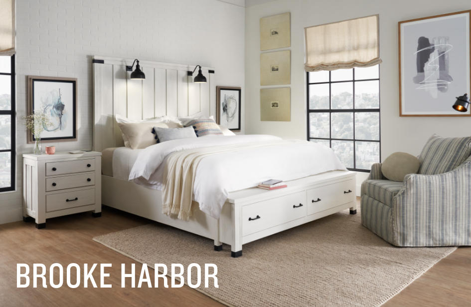 Shop the Brooke Harbor Collection