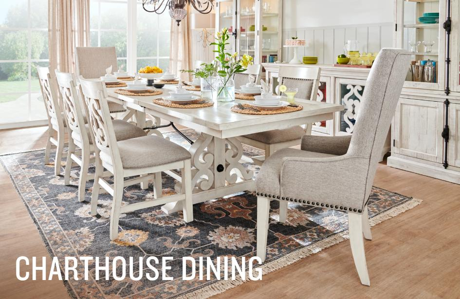 Shop the Charthouse Alabaster Collection