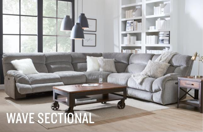 Shop Wave Sectional