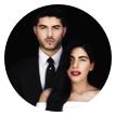 Sebastian G. & Esperanza H. @twotrends profile pic