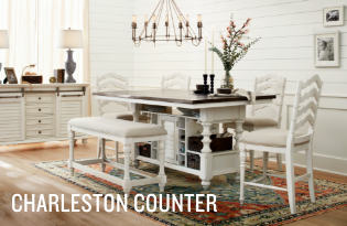 Shop the Charleston Counter Collection