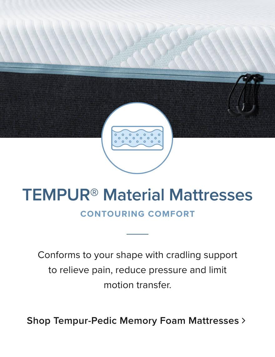 Shop Tempur-Pedic Memory Foam Mattresses