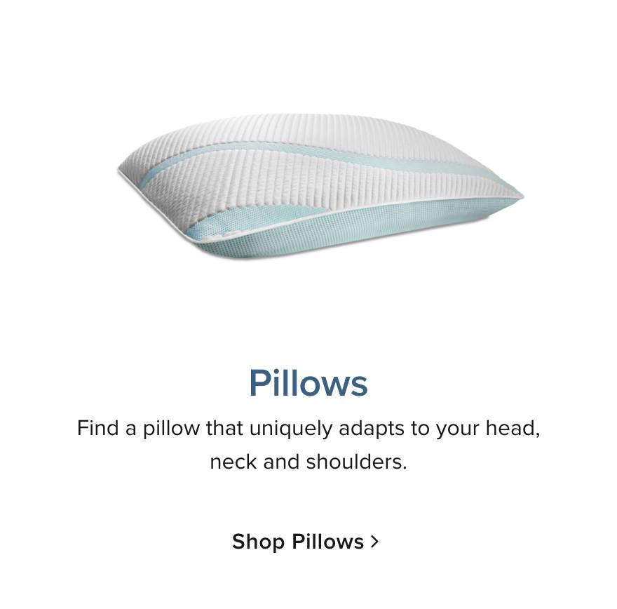 Shop Tempur-Pedic Pillows